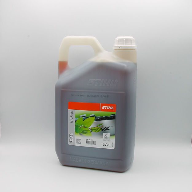 Immagine di Olio catena Bioplus 5 Litri Stihl