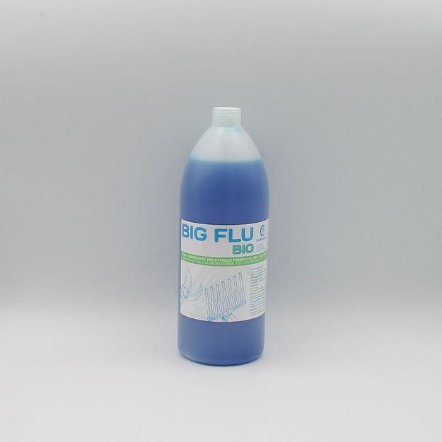 Image de olio attrezzature pneumatiche big flu bio 1lt. campagnola