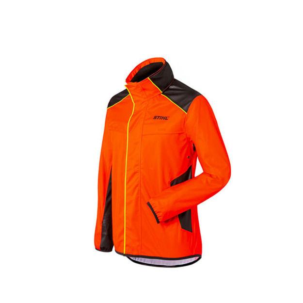 Immagine di giacca impermeabile duroflex stihl
