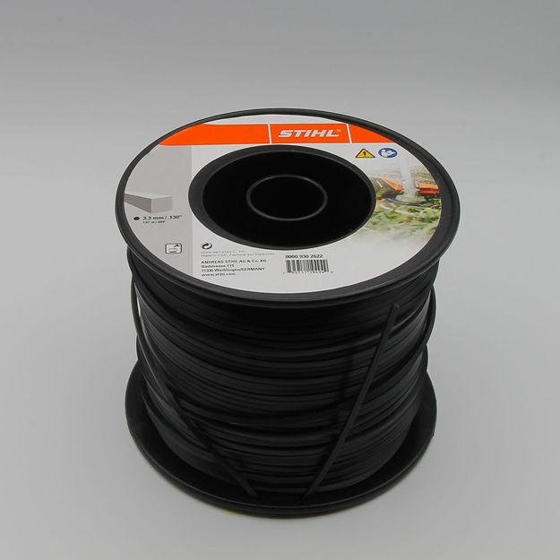 Immagine di filo sezione 3,3mm. 137mt. stihl