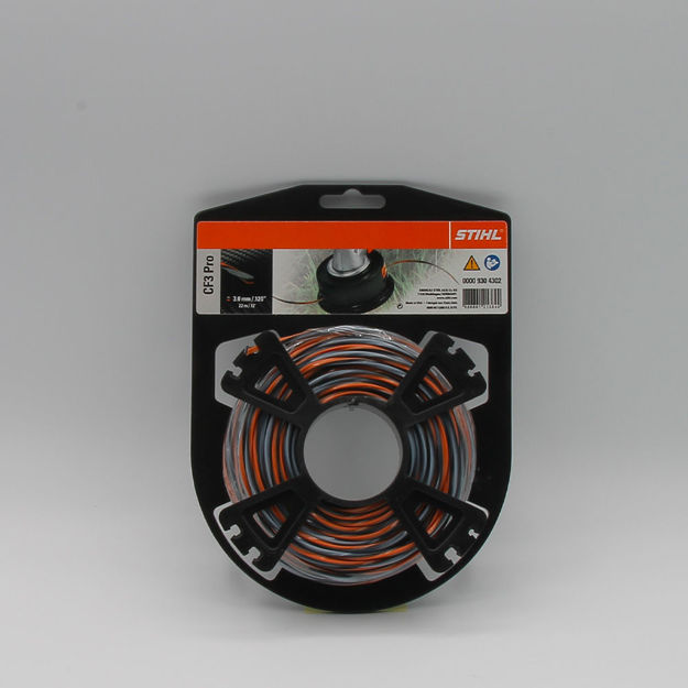 Image de filo diametro croce 3mm. 22mt. stihl