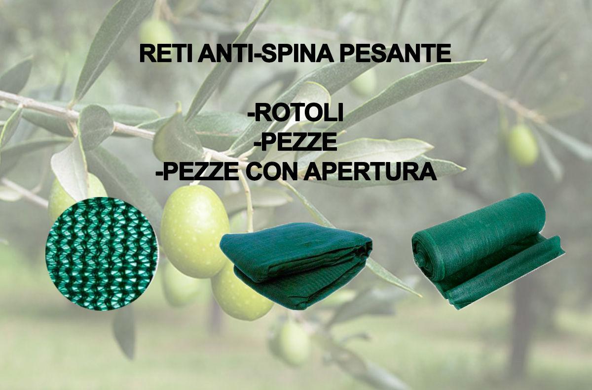 Image de la catégorie Rete anti-spina pesante